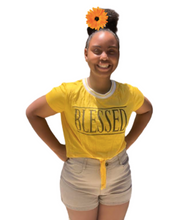Load image into Gallery viewer, Blessed Tee (Juniors)