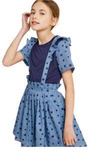 Star Suspender Skirt