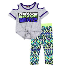 Load image into Gallery viewer, Brave Active Legging Set