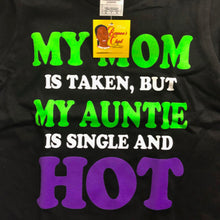 Load image into Gallery viewer, Hot Auntie Tee