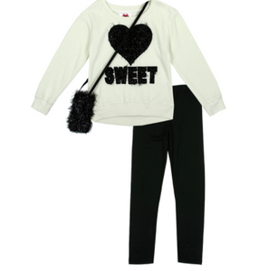 Sweet Fleece Legging Set