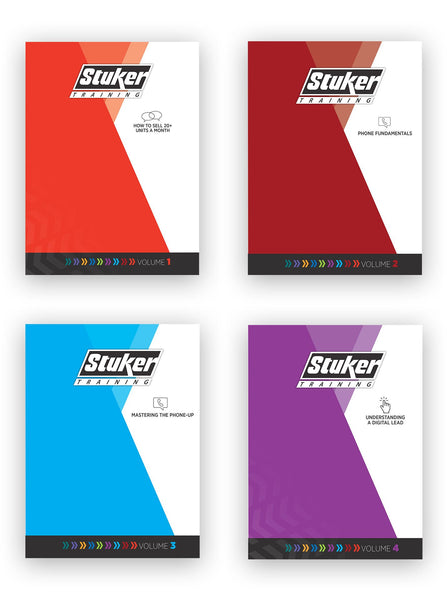 Stuker Training Manual Bundle
