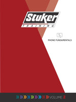 Phone Fundamentals - Stuker Training Manual