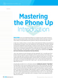 Mastering the Phone Up Page 2