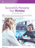 Managing Your Work Day - Dealership Lead Management