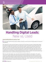 Handling Digital Leads: New vs. Used - Dealership Lead Management