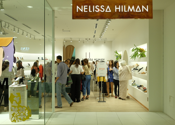Nelissa Hilman x Curated MY