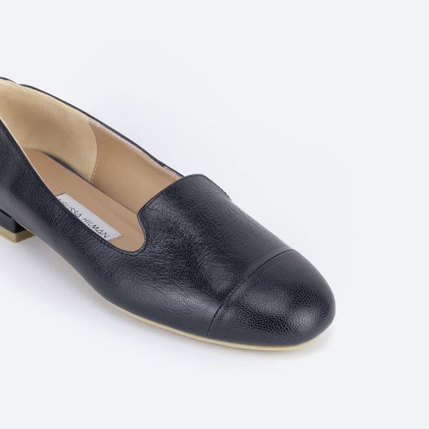 Duma Loafers (Midnight Blue)