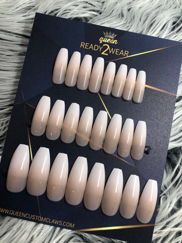 Ready2Wear | French/ Ombré Tips Press-on nails