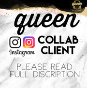 Queen Collab Client