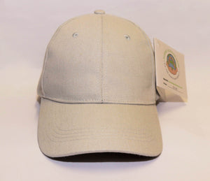 Plain Aussie Legends Hemp Baseball Caps