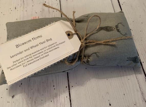 Wheat  & Lavender  filled heat /cold Pack in Sophie Allport Stags