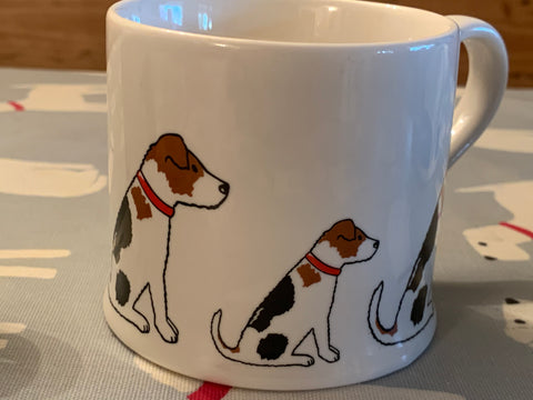 Jack Russell mug by Sweet William designs