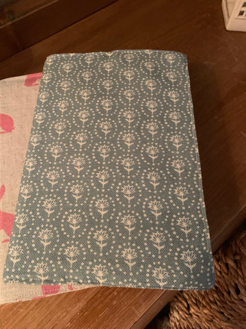 Pretty fabric covered 2021 diary in Daisy by Olive and Daisy