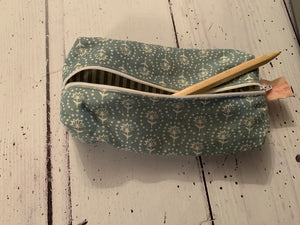 Handmade pencil case in Daisy by Olive and Daisy