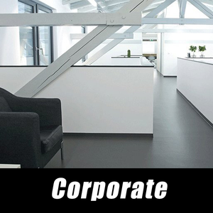 Corporate flooring, Business flooring, office flooring