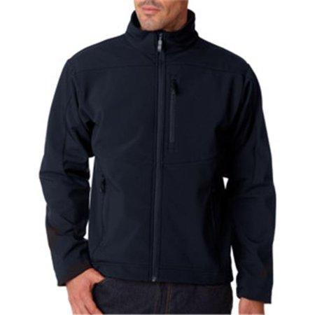 Image of Storm Creek Men's Navy StormX Soft Shell Jacket