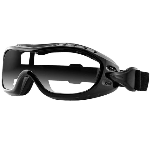 Image of Bobster Night Hawk Clear Lens Goggles