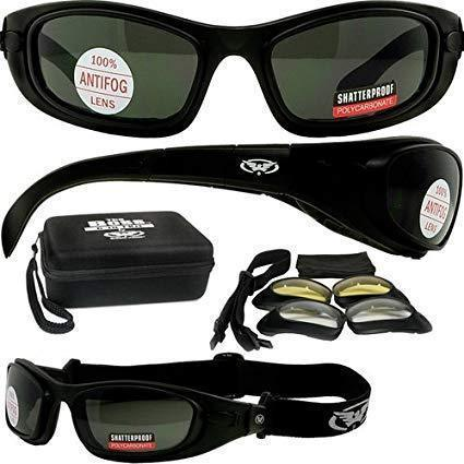 The Boss Touring Kit with Interchangeable Lenses and Zippered Case