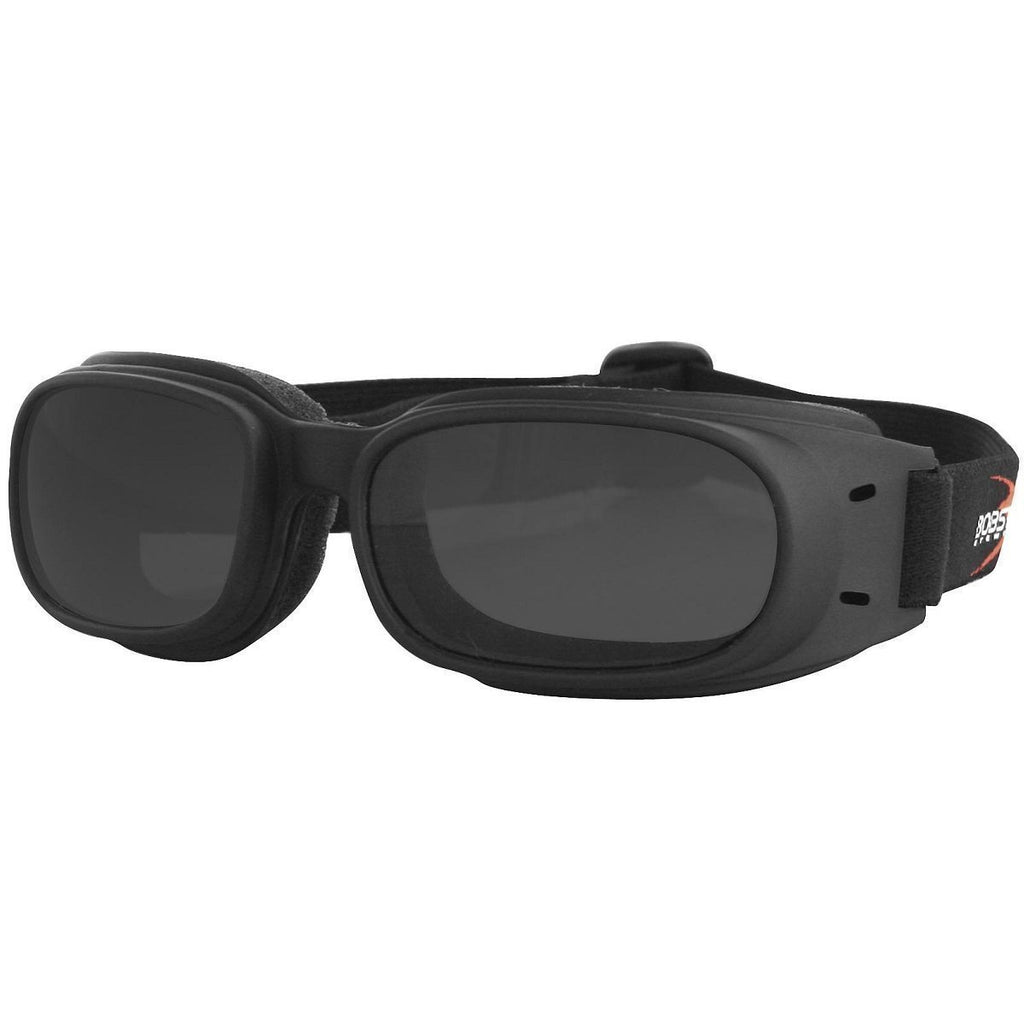 Bobster Piston Black/Smoke Goggles