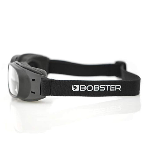 Bobster Piston Black/Clear Goggle