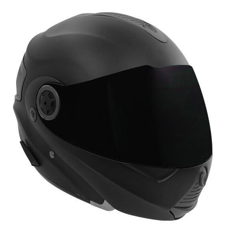 Image of Hawk Dark Smoke Replacement Shield for HX-4000 AND HX-4020 Hawk Modular Helmets