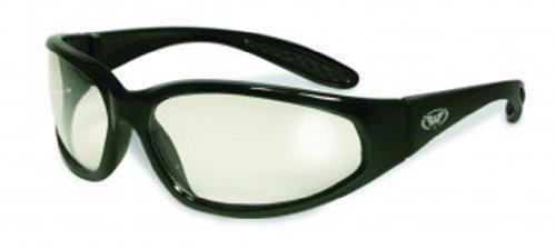 Global Vision Hercules Clear Sunglasses