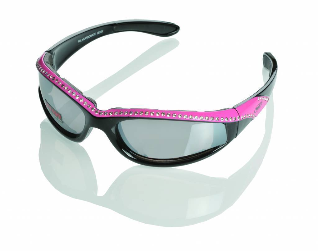 Global Vision Marilyn 11 Pink FM Sunglasses