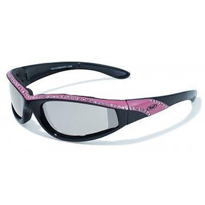 Image of Global Vision Marilyn 11 Pink FM Sunglasses