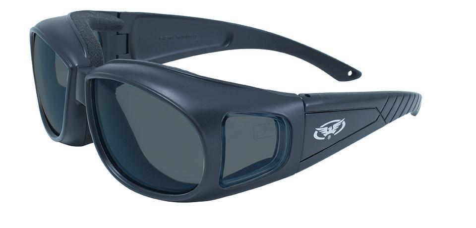 Global Vision Outfitter Smoke A/F Sunglasses