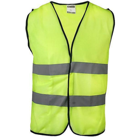 Xelement Men's SV-15 High-Visibility Safety Vest