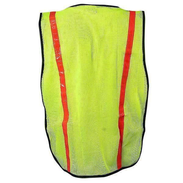 Xelement SV16 Men's High-Visibility Mesh Safety Vest