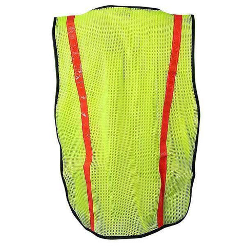 Image of Xelement SV16 Men's High-Visibility Mesh Safety Vest