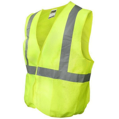Image of Xelement Men's SV-17 High-Visibility Safety Vest