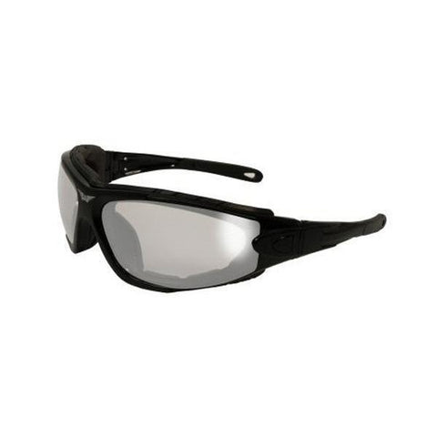 Image of Global Vision Shorty Kit Safety Glasses with Smoke/Clear 24 Hour Transitional Lens