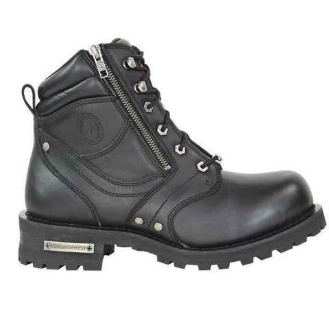 Vulcan Men's Fiery Motorcycle Boots