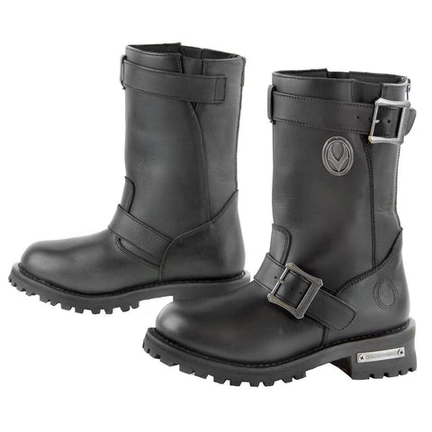 Image of Vulcan V-120 Women's Inferno Motorcycle Engineer Boots