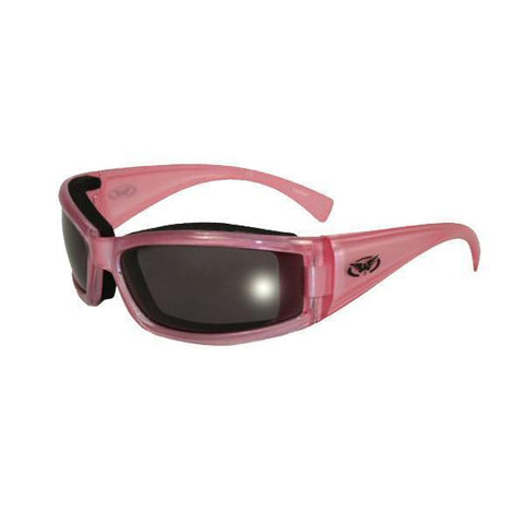 Image of Global Vision Women's Fight Back 2 Glasses with Smoke Lens