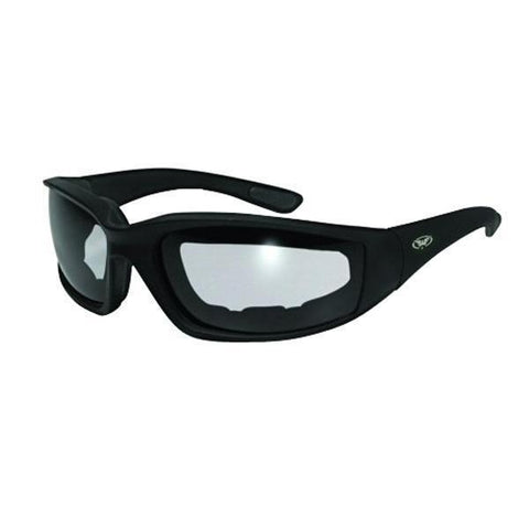Image of Global Vision Kickback Glasses with Clear Lens