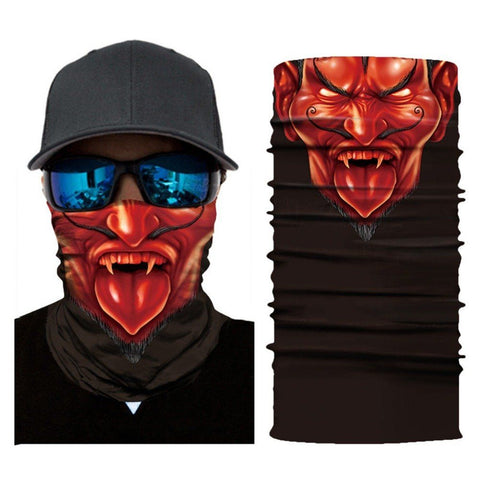 Motorcycle Neck Face Mask