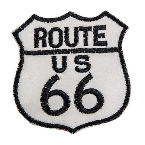 42pc Embroidered Motorcycle Patch Set
