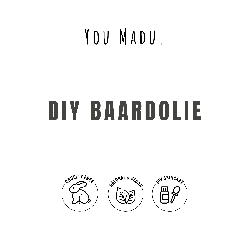 DIY Baardolie Pakket - You Madu