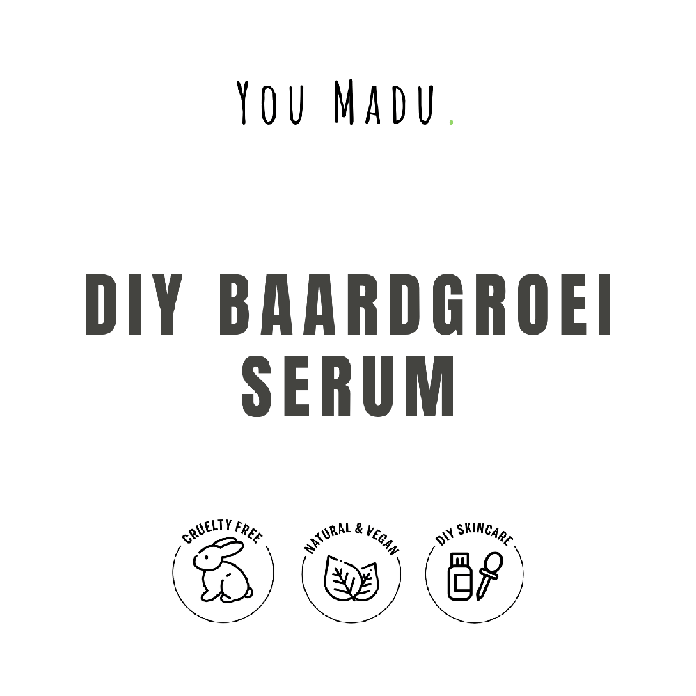 DIY Baardgroei Serum