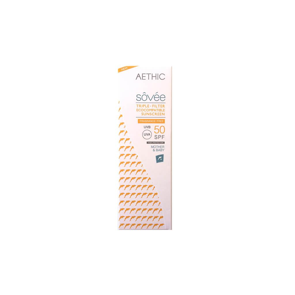 Zonnecreme SPF50 - Aethic