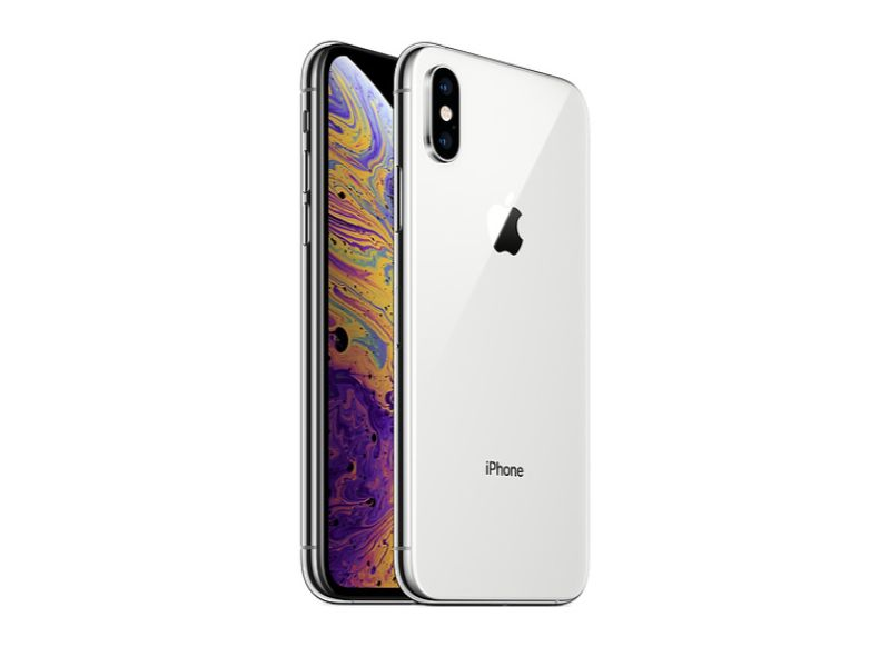 Apple iPhone XS Max 512GB-Silver