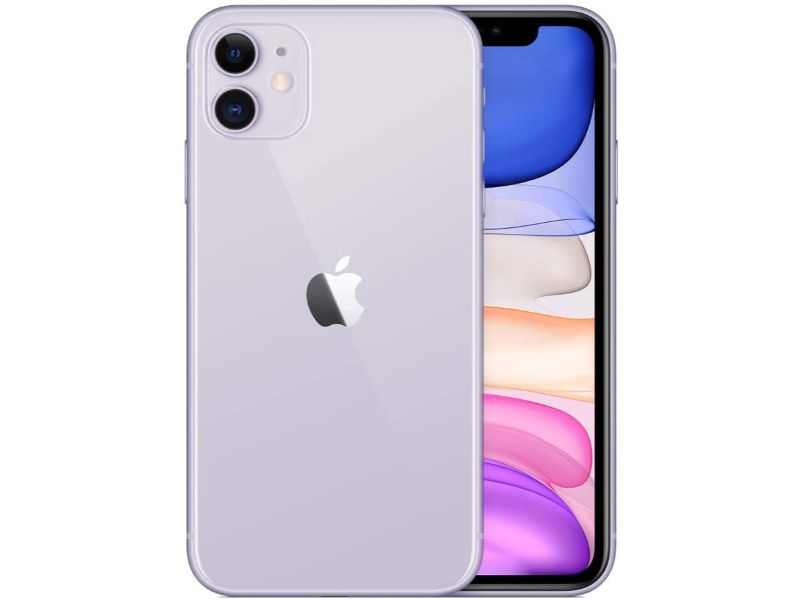 Apple iPhone 11 128GB-Purple