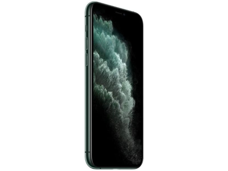 Apple iPhone 11 Pro Max 512GB-Midnight Green