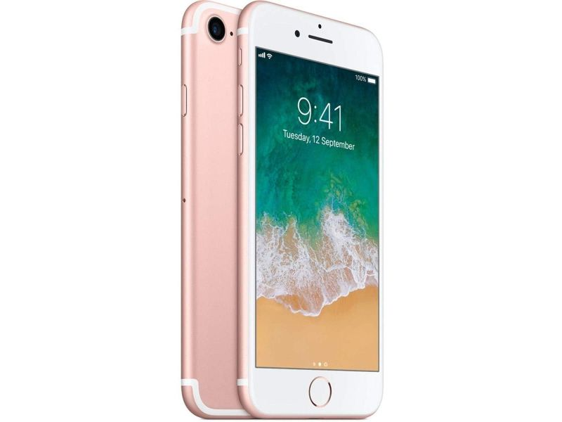 Apple iPhone 7 128GB-Rose Gold