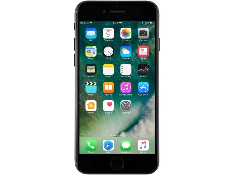 Apple iPhone 7 Plus 256GB-Jet Black