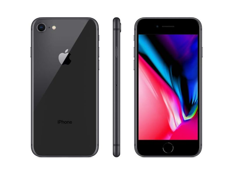 Apple iPhone 8 128GB-Space Grey